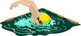 Logo-Schwimmer